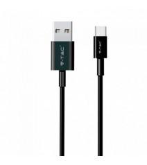 Tubo Corrugato Nero Pieghevole 32MM Autoestinguente 25 Metri