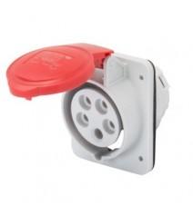 Catena 40 Sfere Led Soffici Bianco Freddo con Controller Memory - per Interno e Esterno IP44