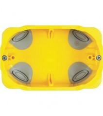 Vortice griglia per sistemi di ventilazione montaggio a vetro 100mm