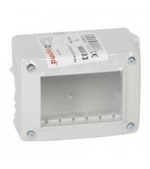Bticino Interruttore Magnetotermico 1P+N curva C - In- 10A - Icn- 4.5kA - Vn- 230 Vac - 2 moduli