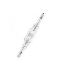 V-Tac profilo in alluminio largo per strip Led lunghezza 2 metri senza alette colore bianco