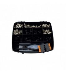 V-Tac Auricolare Bluetooth 70mAh Bianco