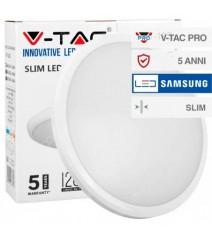 V-Tac Alimentatore 120W 24V Per Uso Interno a 1 Uscita con Morsetti a Vite