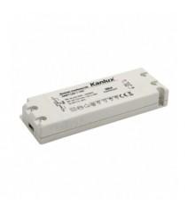 CFG Ventilatore da appoggio tavolo Box diametro 30 CM 50W Bianco con timer