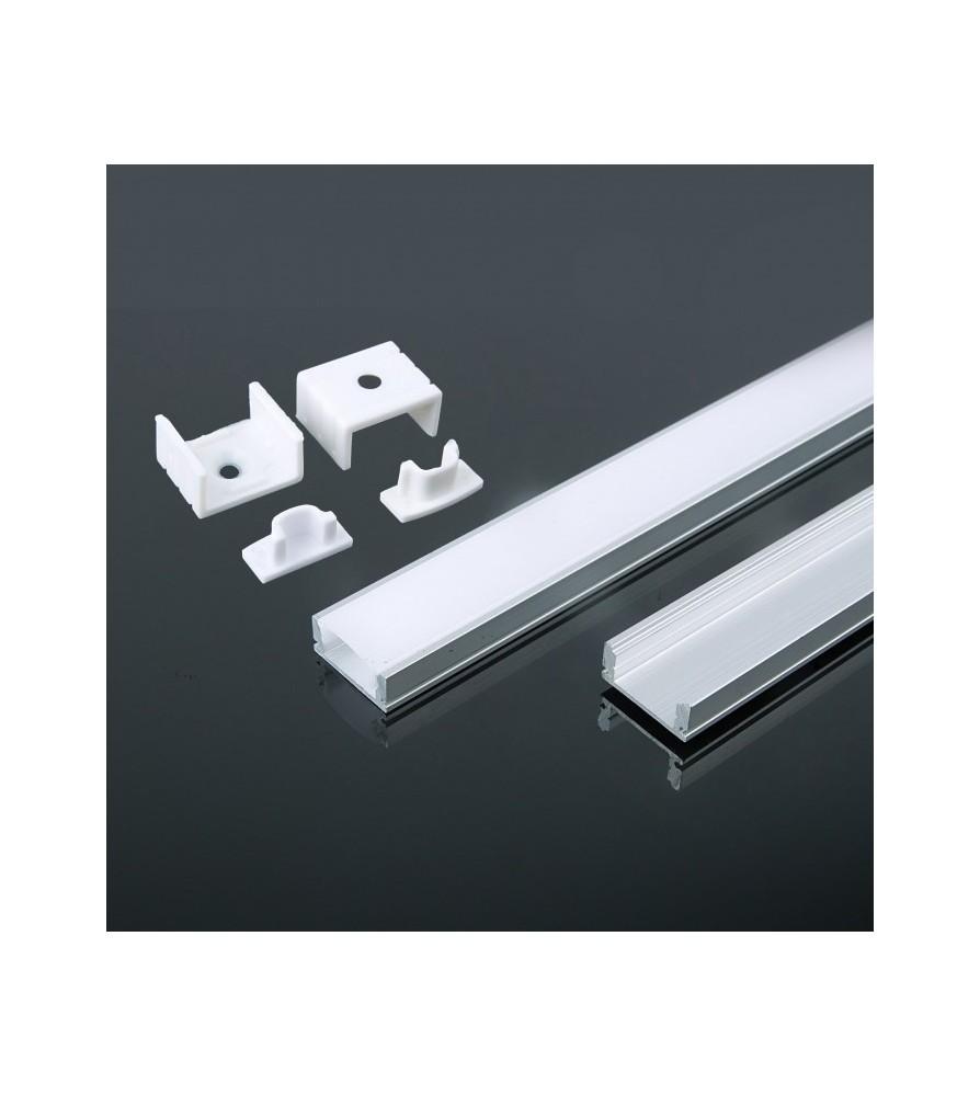 VideoStar ibrido 1080p 5 IN 1 A 4 canali + 4 Telecamere Full HD Ottica Cmos 3,6mm Incluse