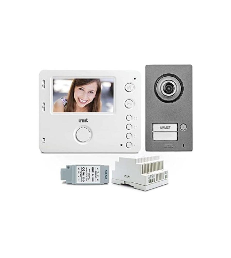 V-Tac Spina Singola 10A con Uscita Cavo Dritta Colore Bianco
