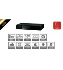 Tubo Corrugato Nero Pieghevole 20MM Autoestinguente 100 Metri