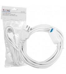 Tubo Corrugato Nero Pieghevole 25MM Autoestinguente 50 Metri