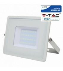 V-Tac Corpo Bianco Per Montaggio Superficiale Doppio Attacco GU10 IP20