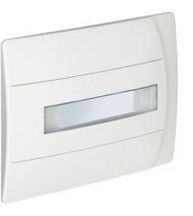 Bticino Custodia Composta da Base Portello di Protezione 2 Moduli IP55