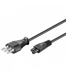 Cavo USB A Maschio 2.0 / USB-C Maschio 1m Bianco